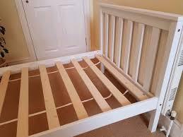 shaker single bed frame affordable penny pink single bed frame