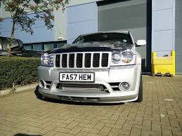jeep grand cherokee srt8 ph carpool pistonheads