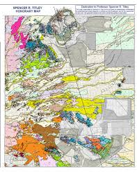 Arizona Strip Map by Arizona Geology November 2009
