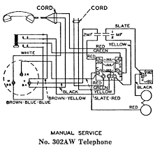 western electric products telephones older models than the 500