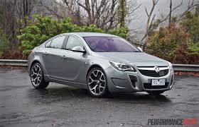 vauxhall vectra vxr 2015 holden insignia vxr review video performancedrive
