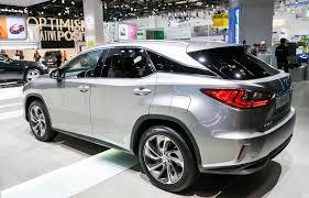 lexus rx naujasis u201elexus rx u201c u2013 patobulintas ir palepintas nauju varikliu