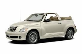 2007 chrysler pt cruiser new car test drive