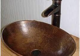 copper vessel sinks ebay copper vessel sinks bathroom buy bath sinks round mexican copper