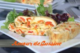cuisine au four omelette au four roulé aux oeufs facile amour de cuisine