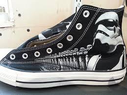 converse designer chucks schuhe all wars troopers custom converse all by arkhamprints