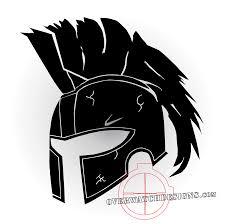 warrior helmet spartan helmet overwatch designs
