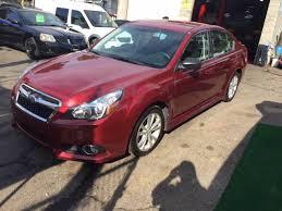 burgundy subaru legacy 2014 subaru legacy awd 2 5i 4dr sedan cvt in yonkers ny deleon