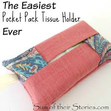 Tissue Holder Sewing U0026 Embroidery Tissue Holders Centre And Sewing Projects