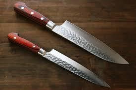 damascus kitchen knives for sale sakai takayuki 33 layer damascus santoku petty japanese knives