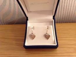 9 carat gold earrings 9 carat gold earrings in milton glasgow gumtree