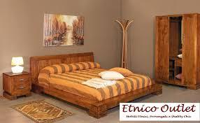 letto a legno massello beautiful da letto in legno massello images idee