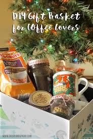 Coffee Gift Baskets Diy Coffee Lover U0027s Gift Basket The Rising Spoon