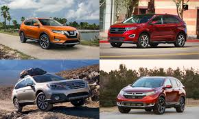 honda suv 2016 best selling suvs in america autonxt