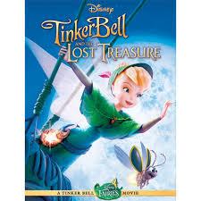 tinker bell lost treasure disney movies singapore