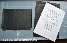 black and white invitations black and white wedding invitations diy ideas