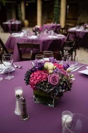 purple wedding centerpieces purple wedding ideas wedding newsday