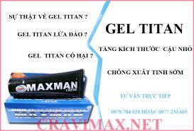 xác nhận sự thật về gel titan lừa đảo gel titan maxman pinterest