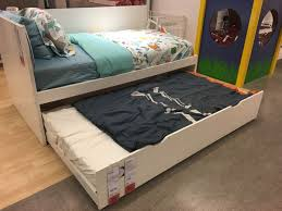 Pull Out Daybed Ikea Flaxa Twin Bed Pull Out Bed Daybed Guest Bed Furniture
