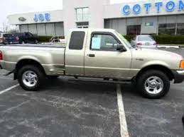 2001 ford ranger extended cab 4x4 2001 ford ranger extended cab carol il t2633 a