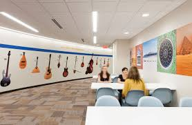Southwest Airlines Interior Southwest Airlines Headquarters Corgan