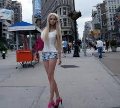 valeria lukyanova and ken valeria lukyanova ahhh this is the real life barbie doll
