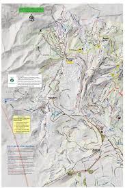 Park City Utah Map Trail System
