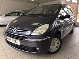 used purple citroen xsara picasso for sale staffordshire