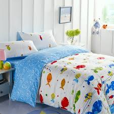 Fish Duvet Cover Finding Nemo Fish Bedding Kids Bedding Sets Boys And Girls Bedding