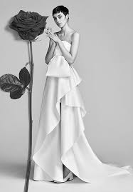 mariage couture viktor rolf mariage couture tie gown wedding dress the knot