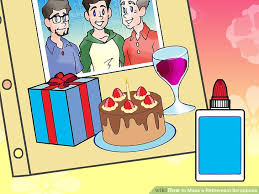 how to make a retirement scrapbook 10 steps with pictures