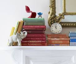 7 common home decorating tactics that just create clutter 6 stacked books