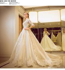 wedding dresses the bride u0027s long tailed uniform court long