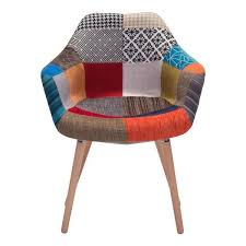Retro Accent Chair Funky Retro Accent Chair Emfurn