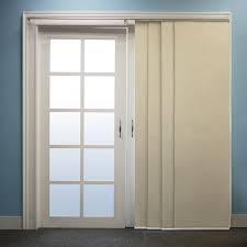 3 panel sliding glass patio doors chicology adjustable sliding panel cordless shade double rail