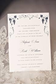 Winery Wedding Invitations New England Winery Wedding Rustic Wedding Chic
