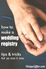 how to make a wedding registry registry top ups archives unique gifter