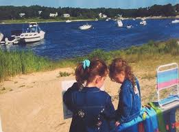 summers on cape cod through the years