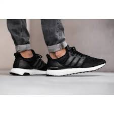 Jual Adidas Ultra Boost Black adidas ultra boost black white islasneakers jual sneakers nike