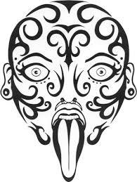 tribal tattoos symbols clip art library