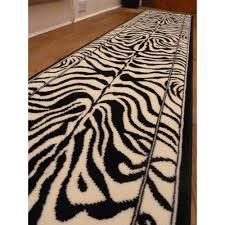 Zebra Runner Rug Zebra Runner Rug 118 Beautiful Interior With Design Zebra Rugs