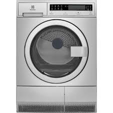 Clothes Dryer Not Drying Well Ge 4 0 Cu Ft Electric Compact Dryer In White Dcvh480ekww The