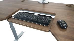Office Desk With Keyboard Tray Desk Office Computer Desk With Keyboard Tray Home Office