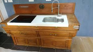 lavabo cuisine bouché evier de cuisine avec meuble evier cuisine ancien avec meuble evier