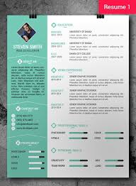 resume free template free professional resume cv template cover letter freebie