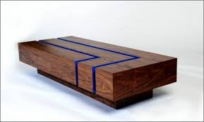 Modern Contemporary Thoughtwood Coffee Table Interior Designing - Designer coffee tables