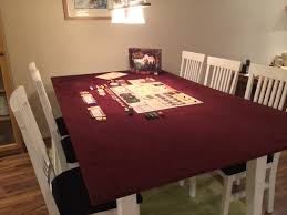 diy folding board game table boardgamegeek boardgamegeek