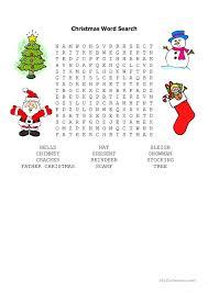 christmas worksheet b2 christmas crossword for beginners worksheet