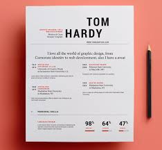 graphic design resume 23 free creative resume templates with cover letter freebies