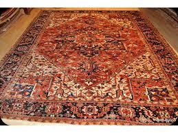 Antique Heriz Rug 10 U0027x14 U0027 Or Larger Persian Oriental Rugs Elegantorientalrugs Com